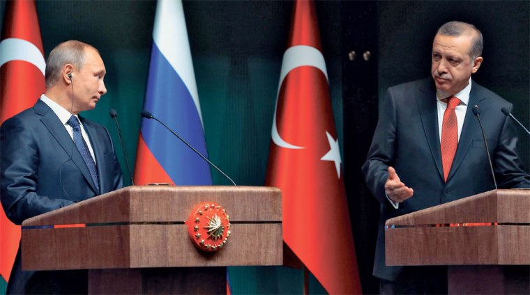 Putin-Erdogan press