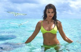 Irina Shayk/Sports Illustrated 16