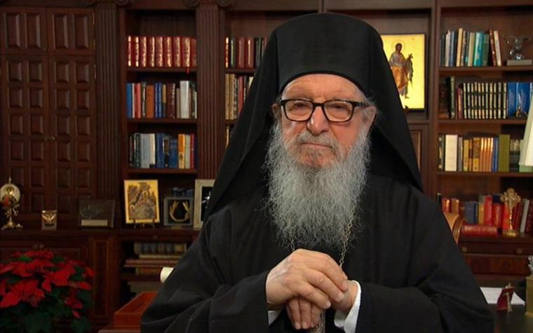 Archbishop Demetrios-USA