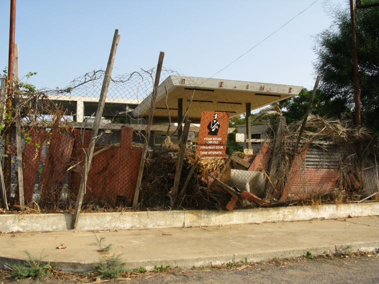 famagusta ruins