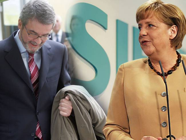 Merkel-Christoforakos Siemens