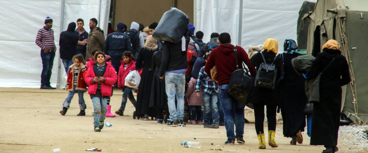 Refugees in Athens1