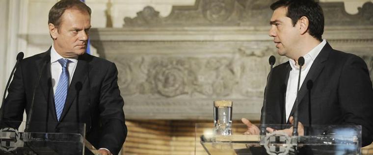 Tousk-Tsipras Athens