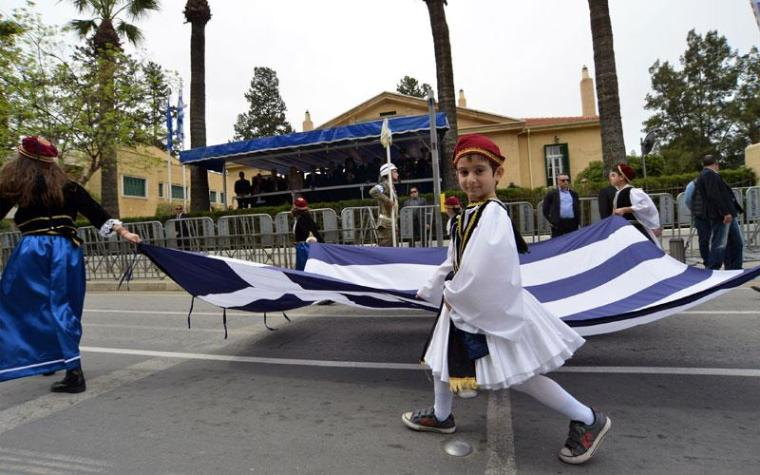25 March parade-Cyprus1