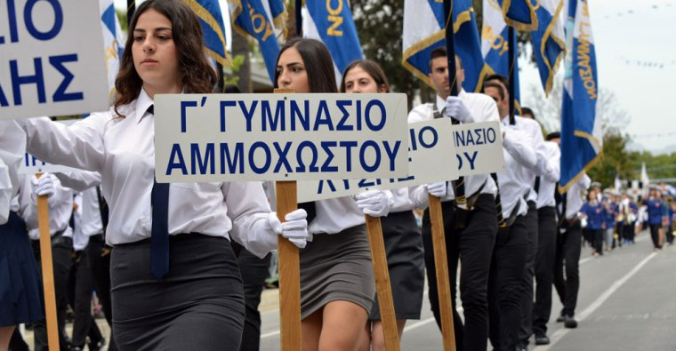 25 March parade-Cyprus4