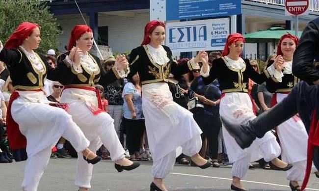 D-Tasmania Greek dancing