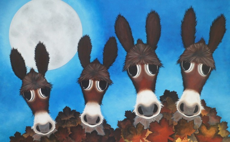 donkeys4-art