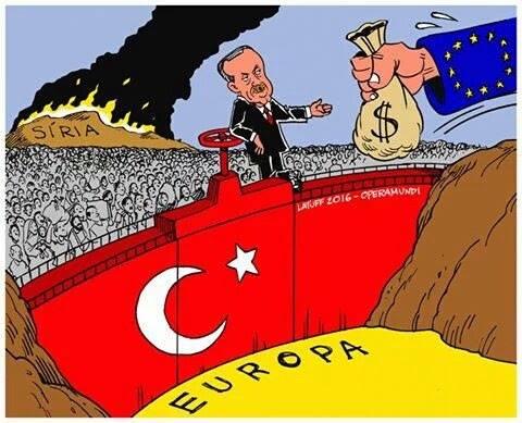 erdogan-EU money
