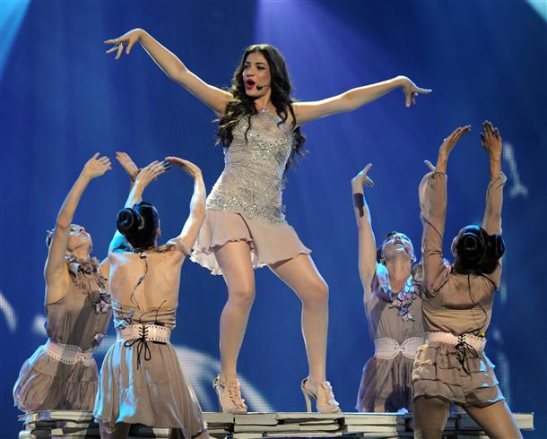 Evi Adam-Eurovision