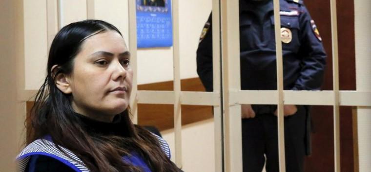 Gulchehra Bobokulova-prison
