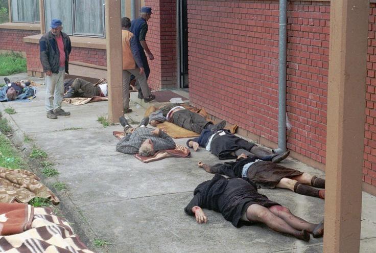 Bosnia dead women