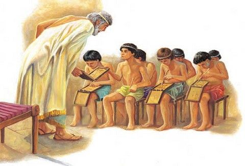 classic greece teaching