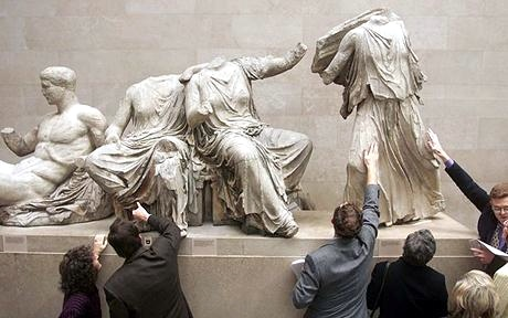 Parthenon Elgin Marbles