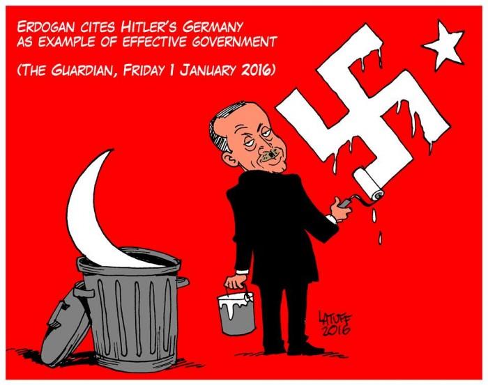 Ertogan swastika-latuff