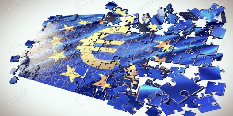 European-Union-puzzle-with-Euro-symbol-points-economic-crisis
