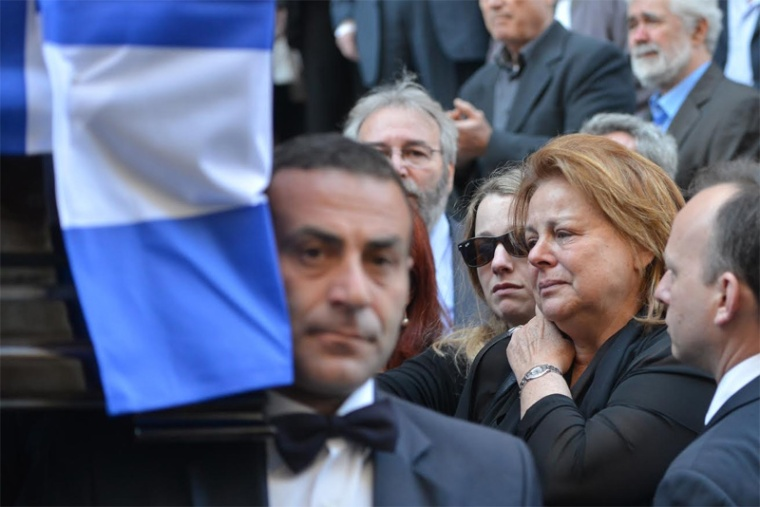 katseli-Arsenis funeral