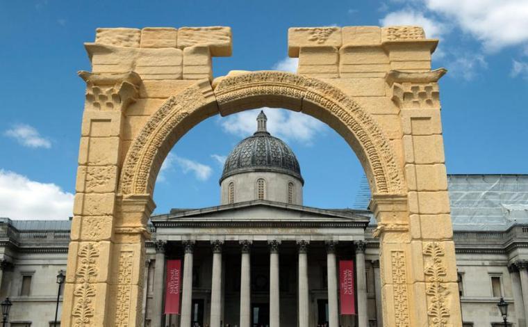 London-Palmyra gate