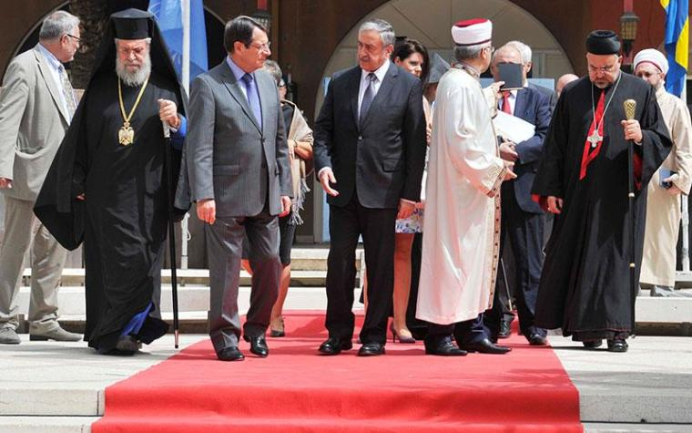 Cypriot political & religious leaders