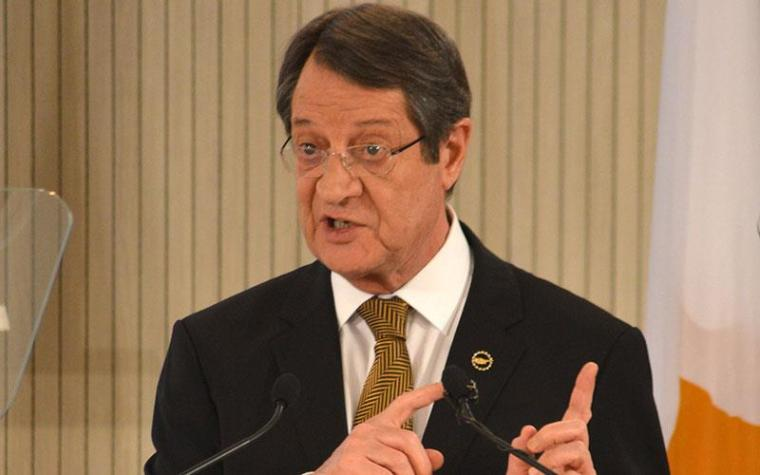 Anastasiades Press conf