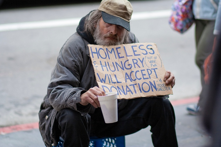 richness to poverty