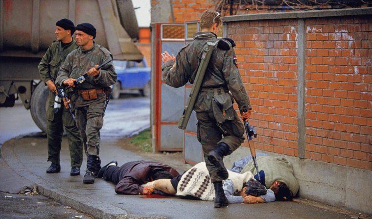 Bosnia-dead