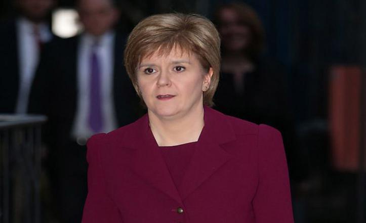 SNP-Nikola Sturgeon