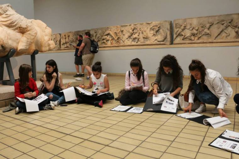 Mansfield-British Museum