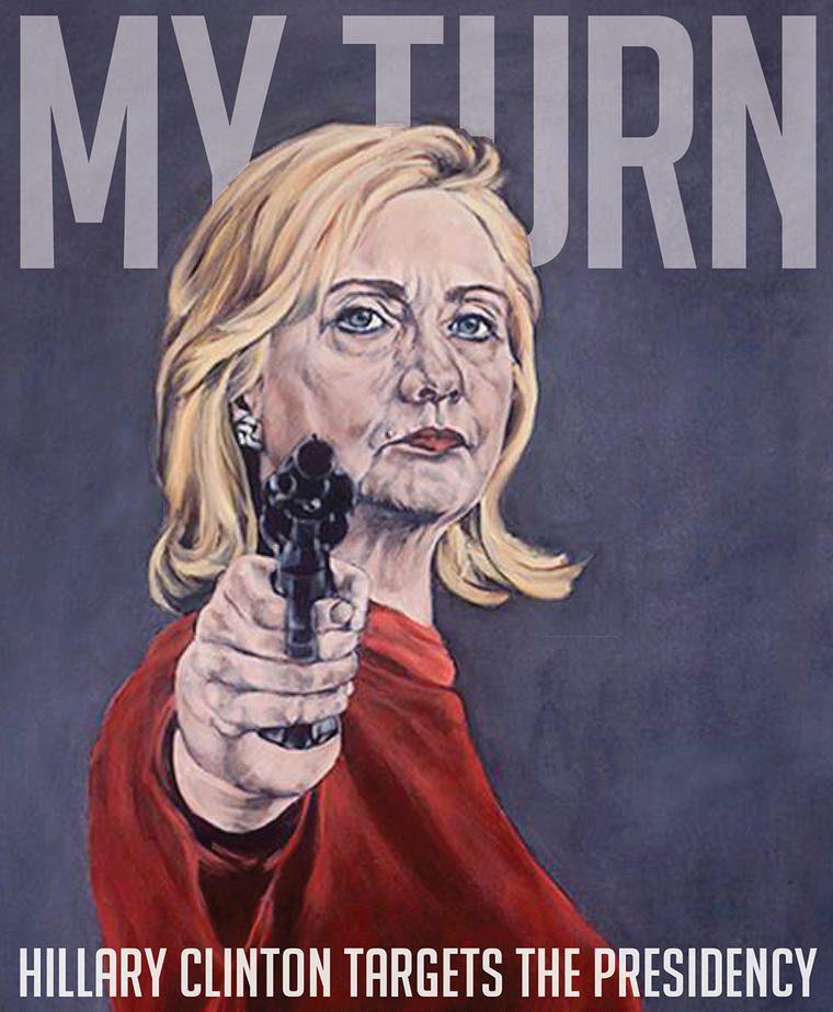 Hilary Clinton killer