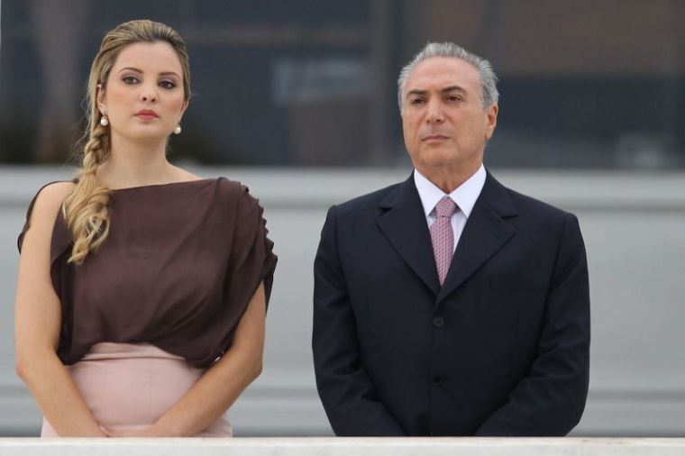 Marcela & Michel Temer-