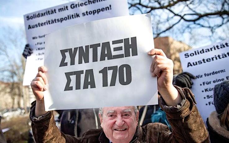 Mitsotakis-pension at 170