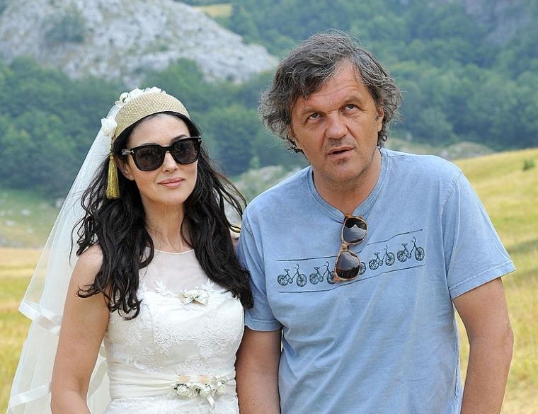 Monica Bellucci - Emir Kusturica