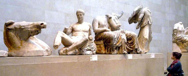 Parthenon Marbles BM