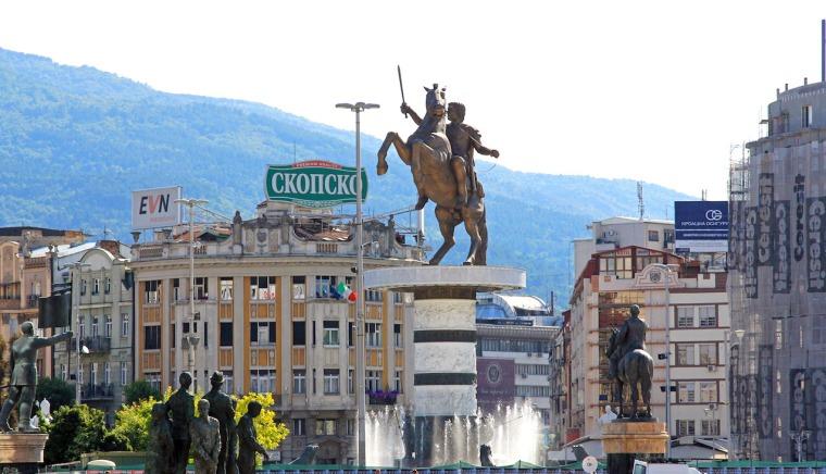 Skopje-Alexander