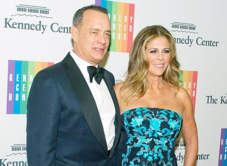 Tom Hanks-Rita Wilson