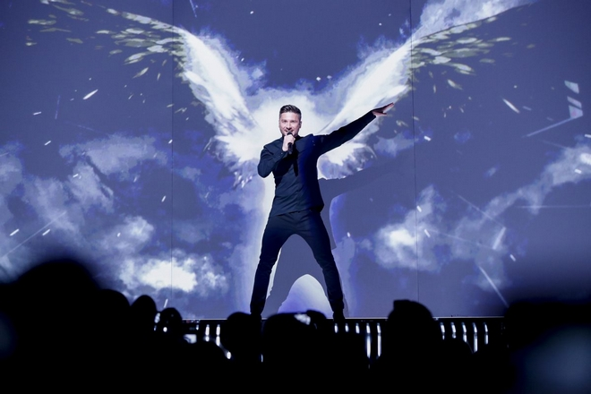 You Are The Only One sung by Sergey Lazarev