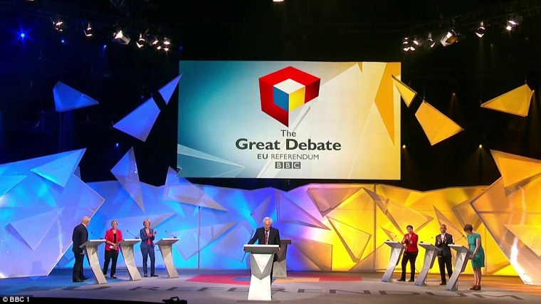 debate wembley