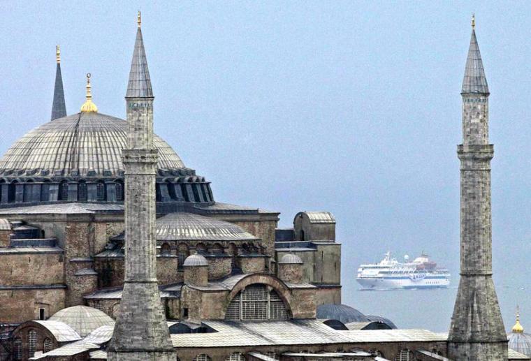 Agia Sophia-Polis