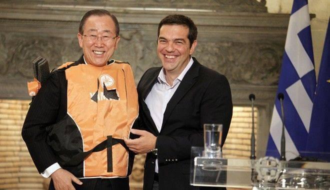 Ban ki Moon-Tsipras1