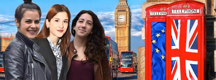 Greek students in Britain