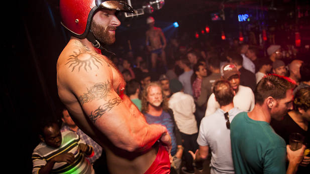 seattle washington gay clubs male strippers