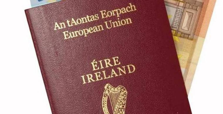 Irish possport