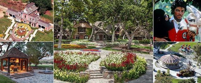 M.Jackson villa