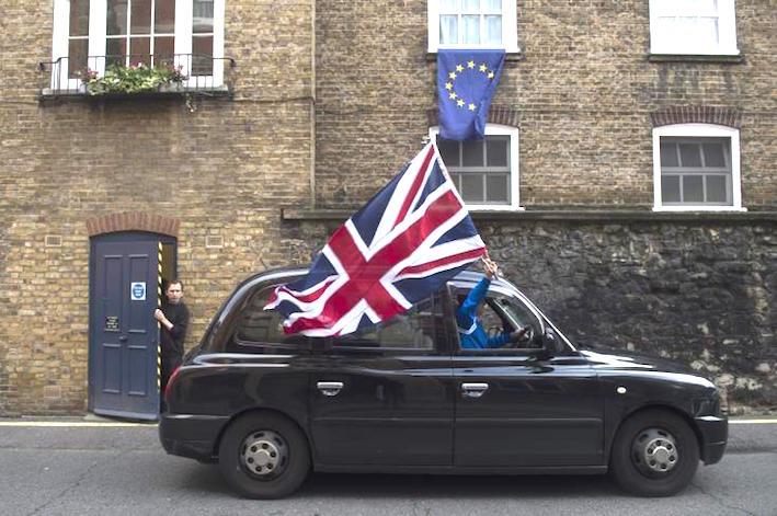 taxi-union jack