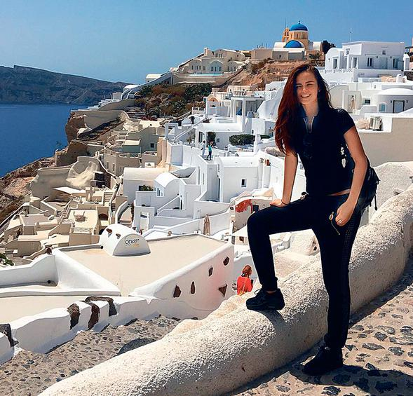 Xenia delli Santorini