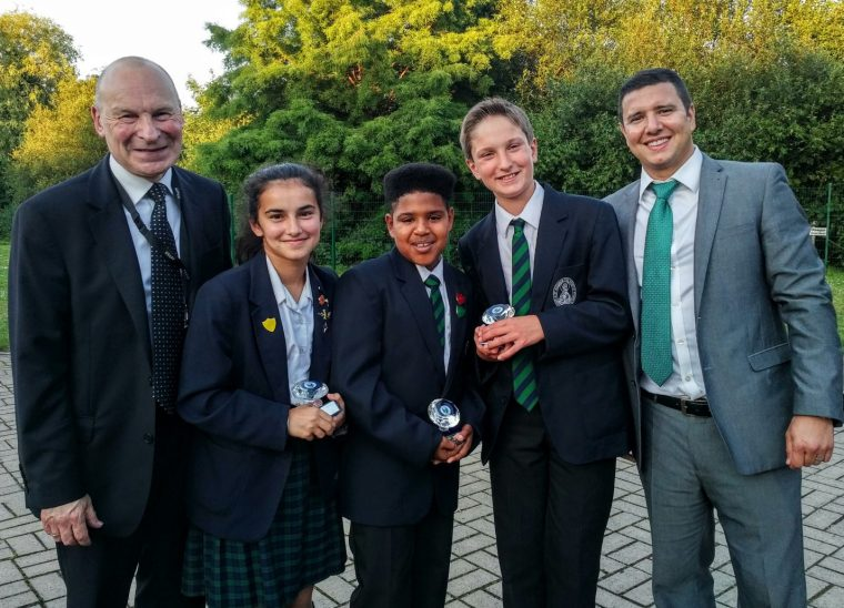 2016 Headteacher's Award Winners