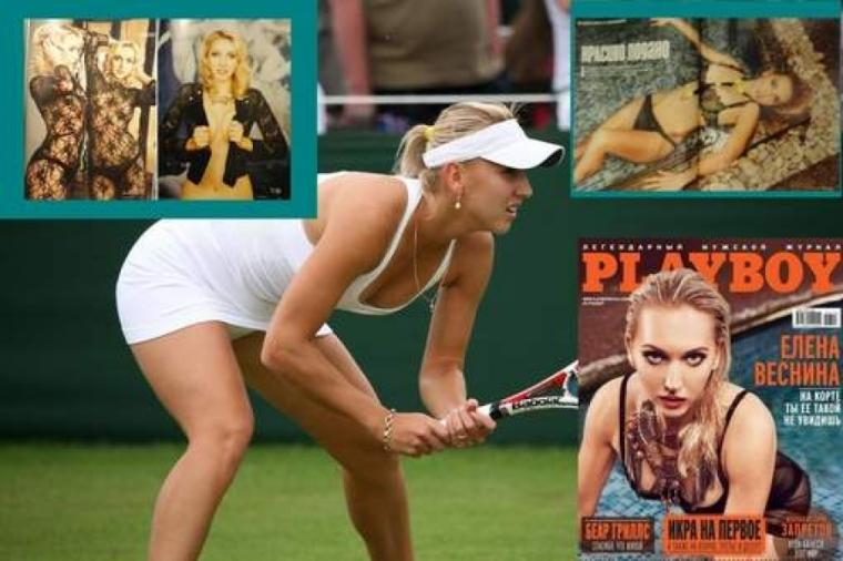 Elena Vasilevna-tennis
