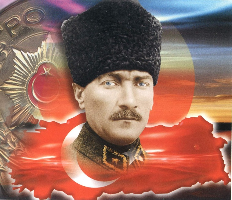 Ataturk collage