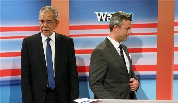 Austria-president elections