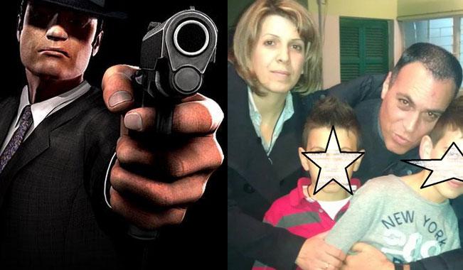 Ayia Napa killings-collage