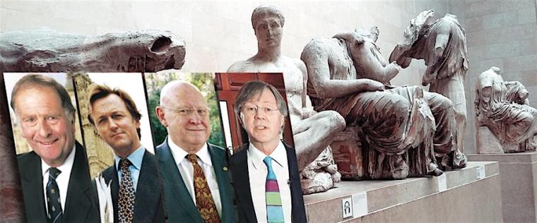 BM-Parthenon Marbles, MPs